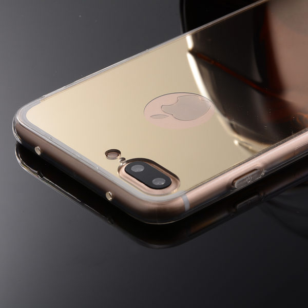 golden mirror iphone 7 plus case