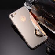 silver iphone 7 mirror case