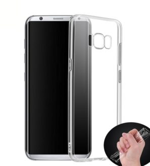 Clear Galaxy S8 S8 Plus Case