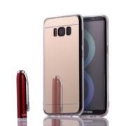 Gold Samsung Galaxy S8 S8 Plus mirror case