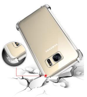 Protective Shockproof Galaxy S8 s8 plus clear Case