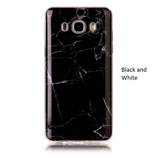 black and white marble Galaxy s8 s8 plus case