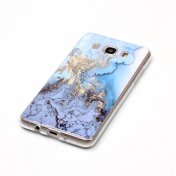 gold and blue marble samsung galaxy s8 s8 plus case