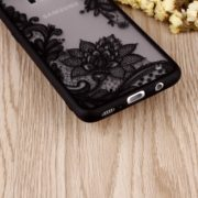 black lace samsung galaxy s8 + case