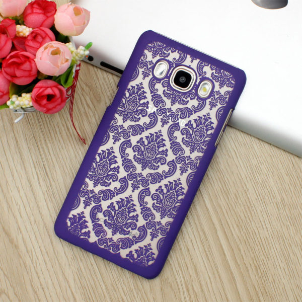 purple vintage galaxy s8 s8 plus case
