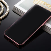 rose gold electroplating galaxy s8 case