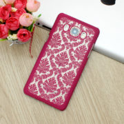 rose pink vintage galaxy s8 + case