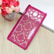 rose pink vintage samsung galaxy s8 plus case
