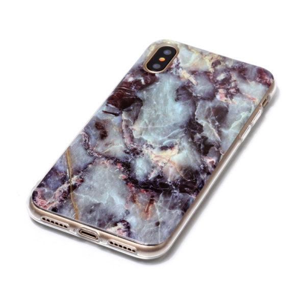 blue marble iphone 7 8 plus X Case
