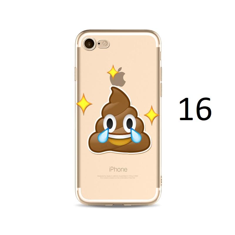 crying laughing poo emoji sparkle iphone x 8 7 plus case