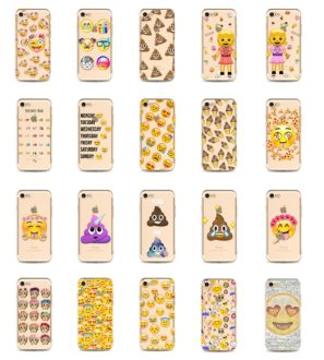 emoji iphone x 8 7 plus cases