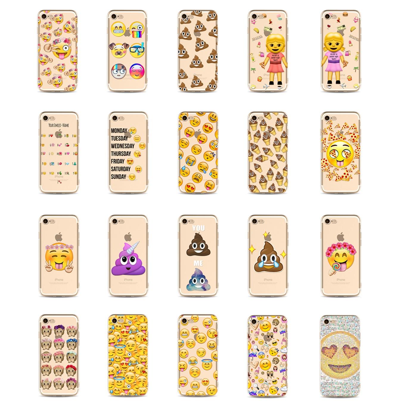 emoji iphone x 8 7 plus cases