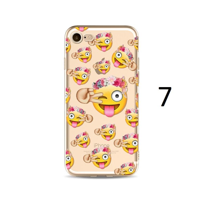 flower hat peace hand sign winking emoji iphone x 8 7 plus case