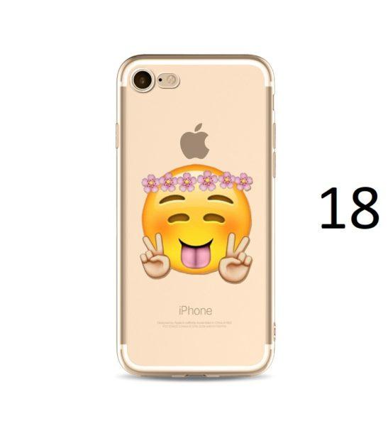 Emoji iPhone X / 8 / 8 Plus / 7 / 7 Plus Cases