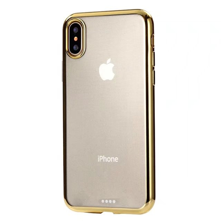 Chrome Gold Iphone  Case