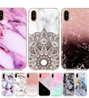 marble iphone 7 8 plus X Cases