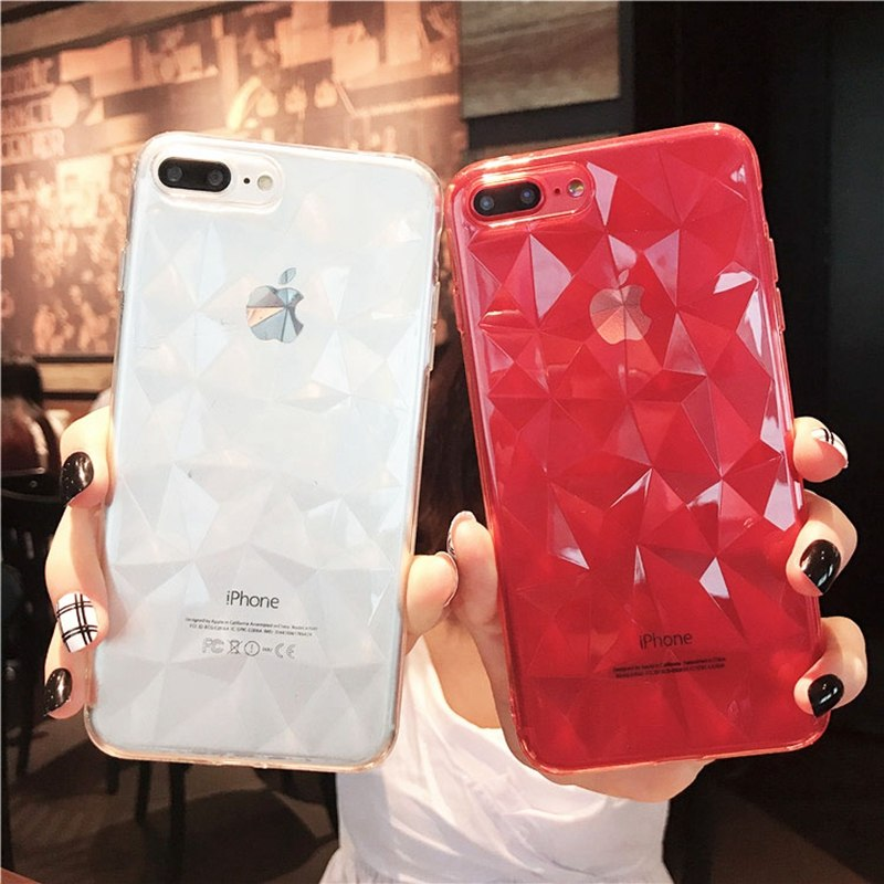 finest selection 91e80 09174 Polygonal Transparent iPhone XS / XS Max / XR Cases